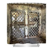 Chain Gang-5 Shower Curtain
