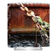 Chains Shower Curtain