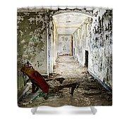 Chaise Shower Curtain