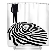 Challange Shower Curtain