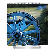 Chalmette Battlefield Shower Curtain