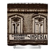 Chambres Imperial Lisbon Shower Curtain