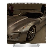 Champagne Class Shower Curtain