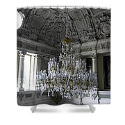 Chandelier - Yusupov Palace - Russia Shower Curtain