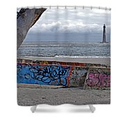 Changes In Latitudes Shower Curtain