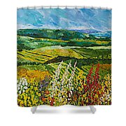 Change Is In The Air Shower Curtain