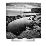 Changing Tides Shower Curtain