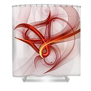 Chaotic Together Shower Curtain
