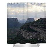 Chapada Diamantina Landscape 2 Shower Curtain