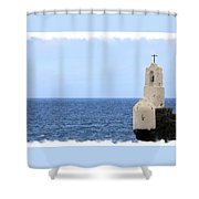 Chapel Shower Curtain