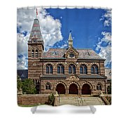 Chapel Hall Shower Curtain