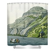 Chapel Of William Tell, From Customs Shower Curtain