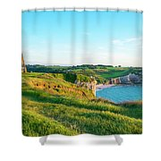 Chapelle Notre-dame De La Garde Chapel Shower Curtain