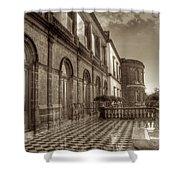 Chapultepec Castle Shower Curtain