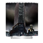 Characteristics Of Boston V2 Shower Curtain