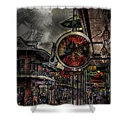 Characteristics Of New Orleans V5 Shower Curtain
