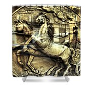 Chariot Shower Curtain