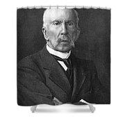 Charles R. Richet (1850-1935) Shower Curtain