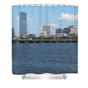 Charles River Summer Shower Curtain