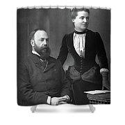 Charles Wentworth Dilke (1843-1911) Shower Curtain