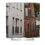 Charleston 2 Shower Curtain