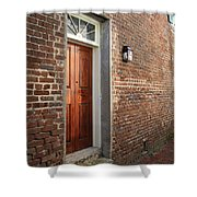 Charleston Door Shower Curtain