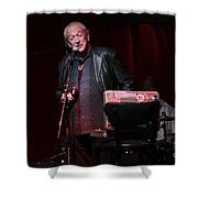 Charlie Musselwhite Shower Curtain
