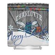 Charlotte Hornets Shower Curtain