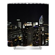 Charlotte Night Magic 2 Cnm2 P Shower Curtain