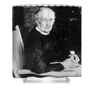 Charlotte Woodward Pierce (c1830-1921) Shower Curtain