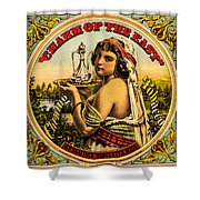 Charm Of The East Shower Curtain