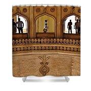 Charminar - Inside Shower Curtain