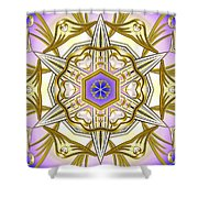 Charming Intuition Shower Curtain