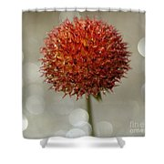 Charming Weed Shower Curtain