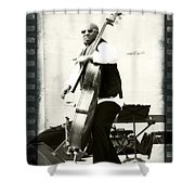 Charnett On Film Shower Curtain