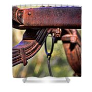 Chassis I Shower Curtain