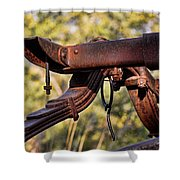 Chassis II Shower Curtain