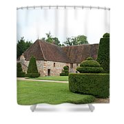 Chateau De Cormatin Stable Shower Curtain