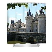 Chateau De Sully-sur-loire Shower Curtain