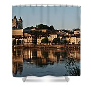 Chateau Saumur Shower Curtain