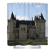 Chateau Saumur - France Shower Curtain