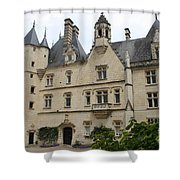 Chateau Usse Shower Curtain