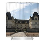 Chateau Villandry Shower Curtain