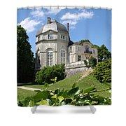 Chateauneuf-sur-loire Shower Curtain