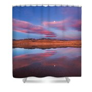 Chatfield Moon Shower Curtain
