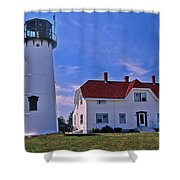 Chatham Light Shower Curtain