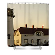 Chatham Lighthouse Shower Curtain