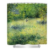 Chatou After Renoir Shower Curtain