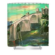 Chattanooga Shower Curtain