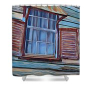 Chattel House Shower Curtain